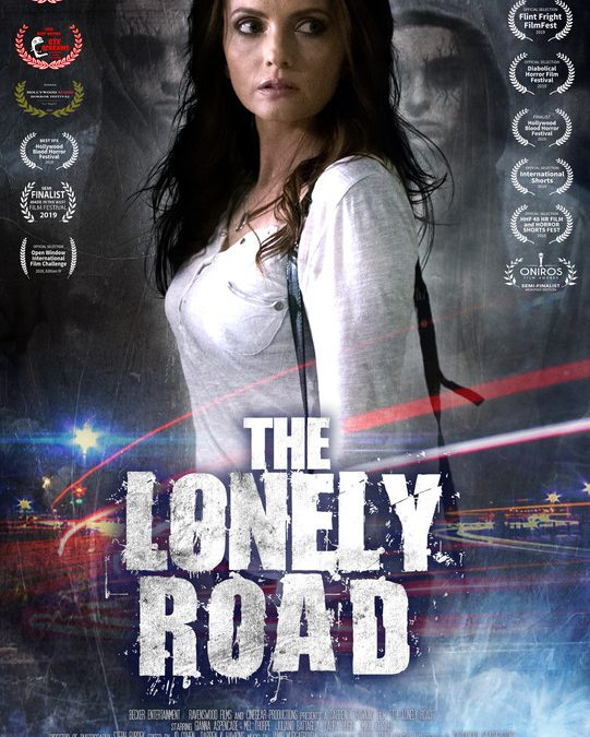 THE LONELY ROAD