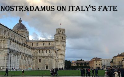 NOSTRADAMUS ON ITALY'S FATE