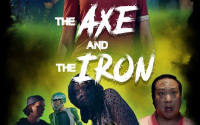 THE AXE AND THE IRON