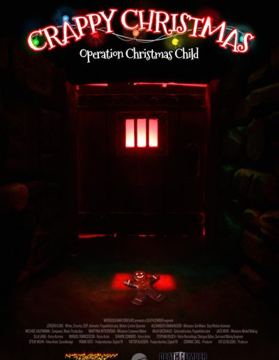 CRAPPY CHRISTMAS – OPERATION CHRISTMAS CHILD